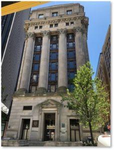 City Hall Annex, Court Street, Boston, Courthouse Square, Roger Noble Burnham