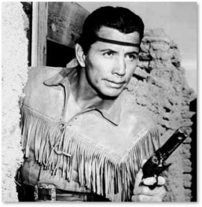 Jay Silverheels, Tonto, First Nations
