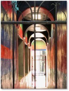 Perkins Tunnel,Thomas Handasyd Perkins, Col. Perkins, Temple Place Entrance