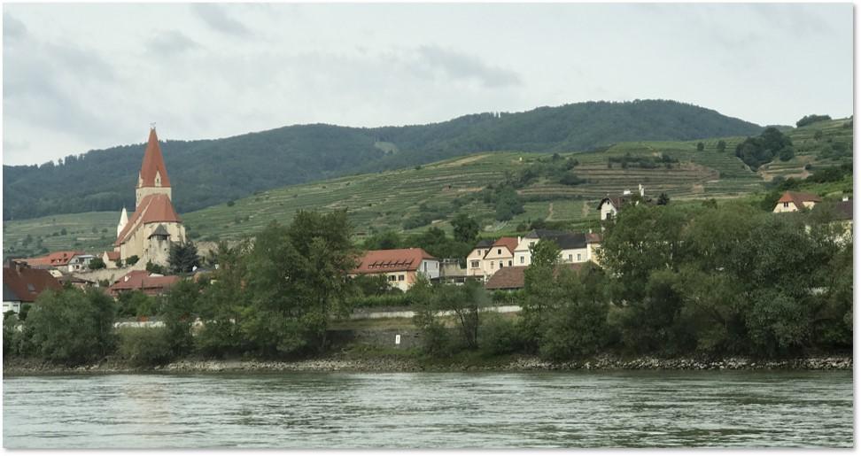 Village on the Danube, virtual Viking vacation, Viking River Cruises