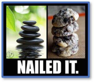 Nailed It, baking, mise en place, Zen Baking