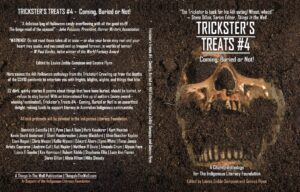Trickster's Treats #4, Frostfire, Things in the Well Publications, short story, writing