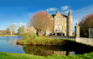 Chateau LaMotte Husson, Baglioni, PBS, Escape to the Chateau, Strawbridge