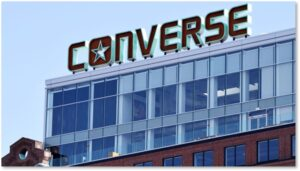 Converse Shoe, Boston headquarters, 160 North Washington Street