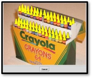 Crayola, crayons, colors of the world, single-color