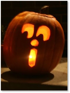 jack o lantern, October surprise, male impropriety, sexual harassment