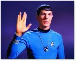 Mr Spock, Star Trek, Leonard Nimoy, West End, Boston