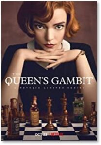 The Queen's Gambit, Netflix, chess, Watchlist