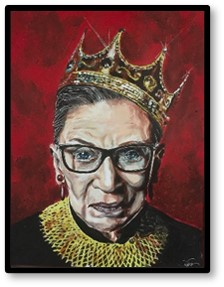 Ruth Bader Ginsburg, Notorious RBG, Supreme Court, Justice