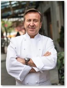 Daniel Boulud, Lyon, chef
