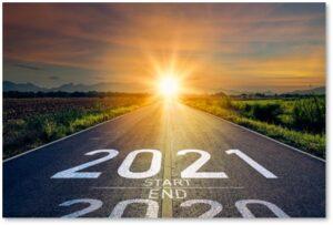 2021, Looking Ahead, December 2020, bright side