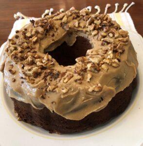 Banana Nut Bundt Cake, Baking, parties