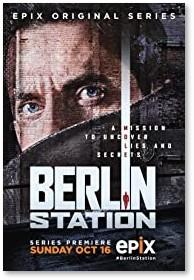 Berlin Station, Epix, CIA, John LeCarre