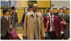 Coach Carter, Ken Carter, basketball, Richmond High School, NBA, National Basketball Association