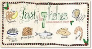 Feast of the Seven Fishes, Christmas dinner, Italian tradition