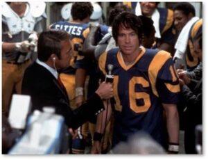 Heaven Can Wait, Football, sports movies, Los Angeles Rams, Joe Pendleton