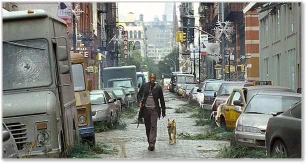I Am Legend, Will Smith, zombie apocalypse, 202,0, pandemic, Covid-19