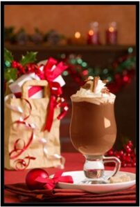 Irish Coffee, holiday, Christmas, December 2020