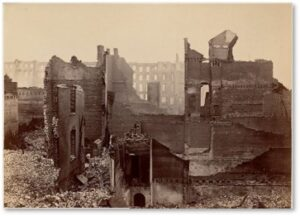 Oliver Street, Boston, Great Fire of 1872