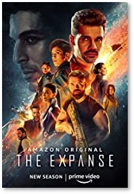 The Expanse, Amazon Prime, Syfy