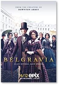 Belgravia, Downton Abbey, Julian Fellowes, Epix