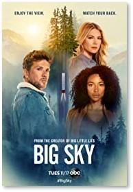 Big Sky, CJ Box, ABC, Version 7