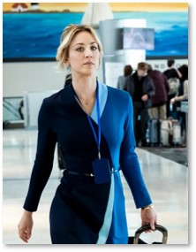 HBO Max, The Flight Attendant, Kelly Cuoco, forensics, Version 7