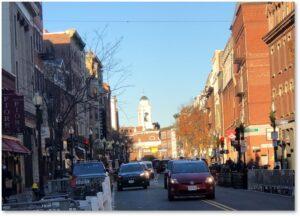 Hanover Street, Boston, North End, Prince of Hanover