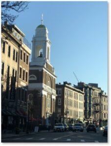 Hanover Street, Boston, North End