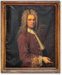 Jonathan Belcher, Governor, Hanover Street, Belchertown
