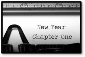 New Year Chapter One, 2021, things get better
