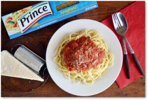 Prince Street, Prince spaghetti, North End, Boston