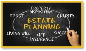 living will, trust, charity, succession, state planning, property disposition, life insurance,