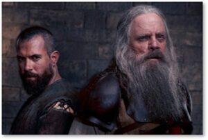 Knightfall, Tom Cullen, Mark Hamill, TV