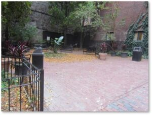 Temple Street Park, Temple Street, Boston, Beacon HIll