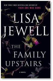 The Family Upstairs, Lisa Jewell, books, novels, mysteries