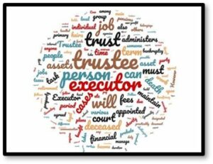 trust, trustee, executor, estate planning