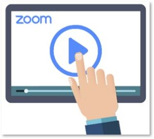 Zoom, meeting software, application, logo