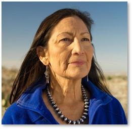 Deb Haaland, New Mexico, Secretary of the Interior, women, iindigenous