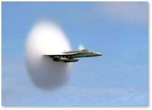 sound barrier, jet, F/A-18, Ensign John Gay, UAP
