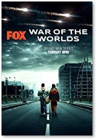 War of the Worlds, Science fiction, pandemic watchlist, robot dogs