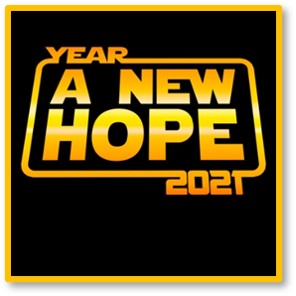2021, A New Hope