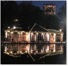 Boston Common, Frog Pond Cafe, Water Celebration, Edgar Allan Poe, skating, wading pool