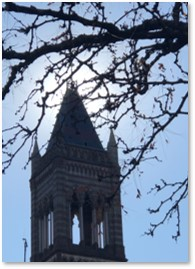 New Old South Church, Back Bay, Boston, tower,