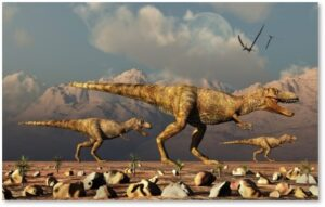 Dr. Alan Titus, US Bureau of Land Management,Tyrannosaurus Rex hunting pack, Mark Stevenson, Cretaceous Period,