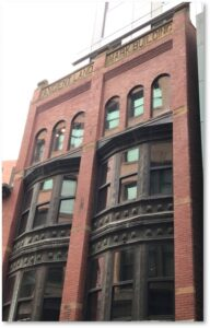Ancient Landmark Building, Boylston Place, Boston, International Order of Odd Fellows