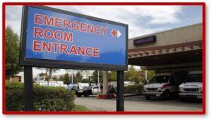 Emergency Room Entrance, healthcare, health insurance, UnitedHealthcare, regulations
