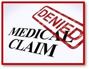 Medical Claim Denied, UnitedHealthcare, health insurance, emergency room