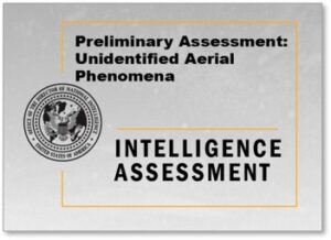 UAP, UFO, UAP Report, Pentagon
