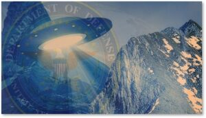 UFO, UAP, Mountains, Department of Defense